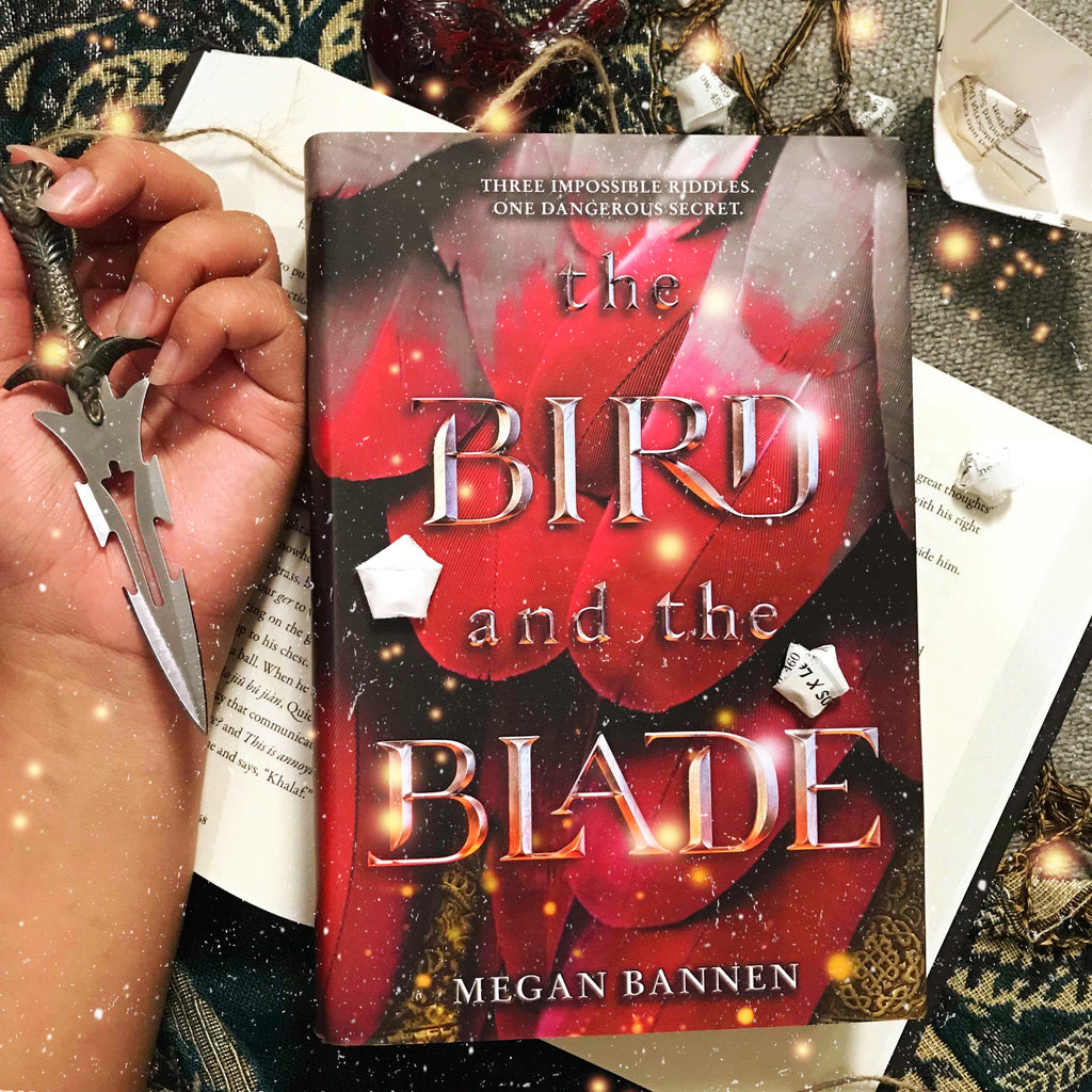 The Bird and the Blade by Megan Bannen Book Review