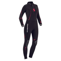SCUBAPRO DEFINITION STEAMER, 5MM WETSUIT