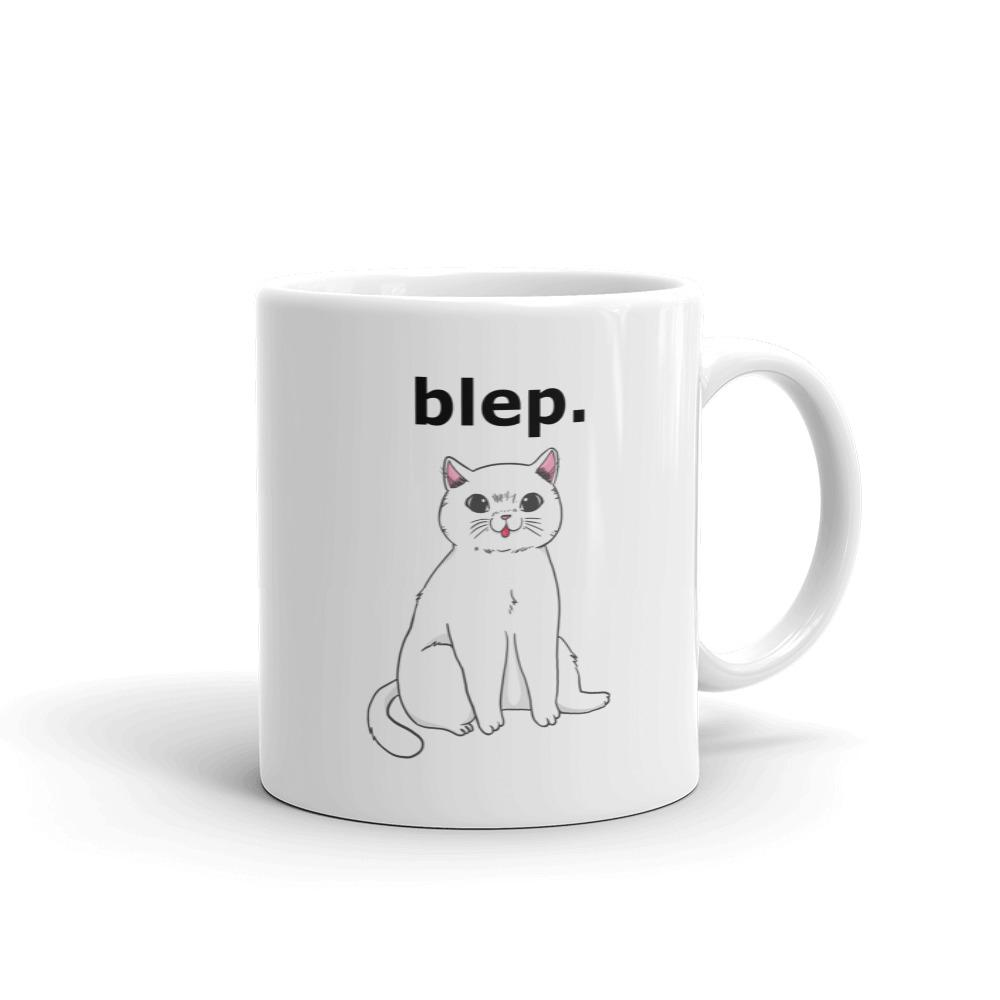 Cat Blep - Mug - Cats On Catnip