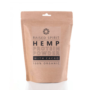 Organic Hemp CACAO Protein Powder