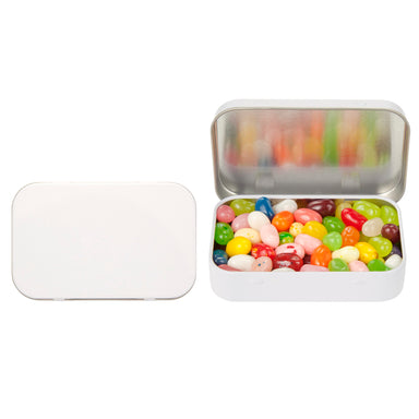 Large Personalized Rectangular Tin