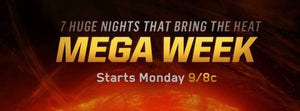 Mega Week ends with a MEGA RACE!
