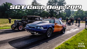 Street Racing Channel at the SCT Cash Days 2019!