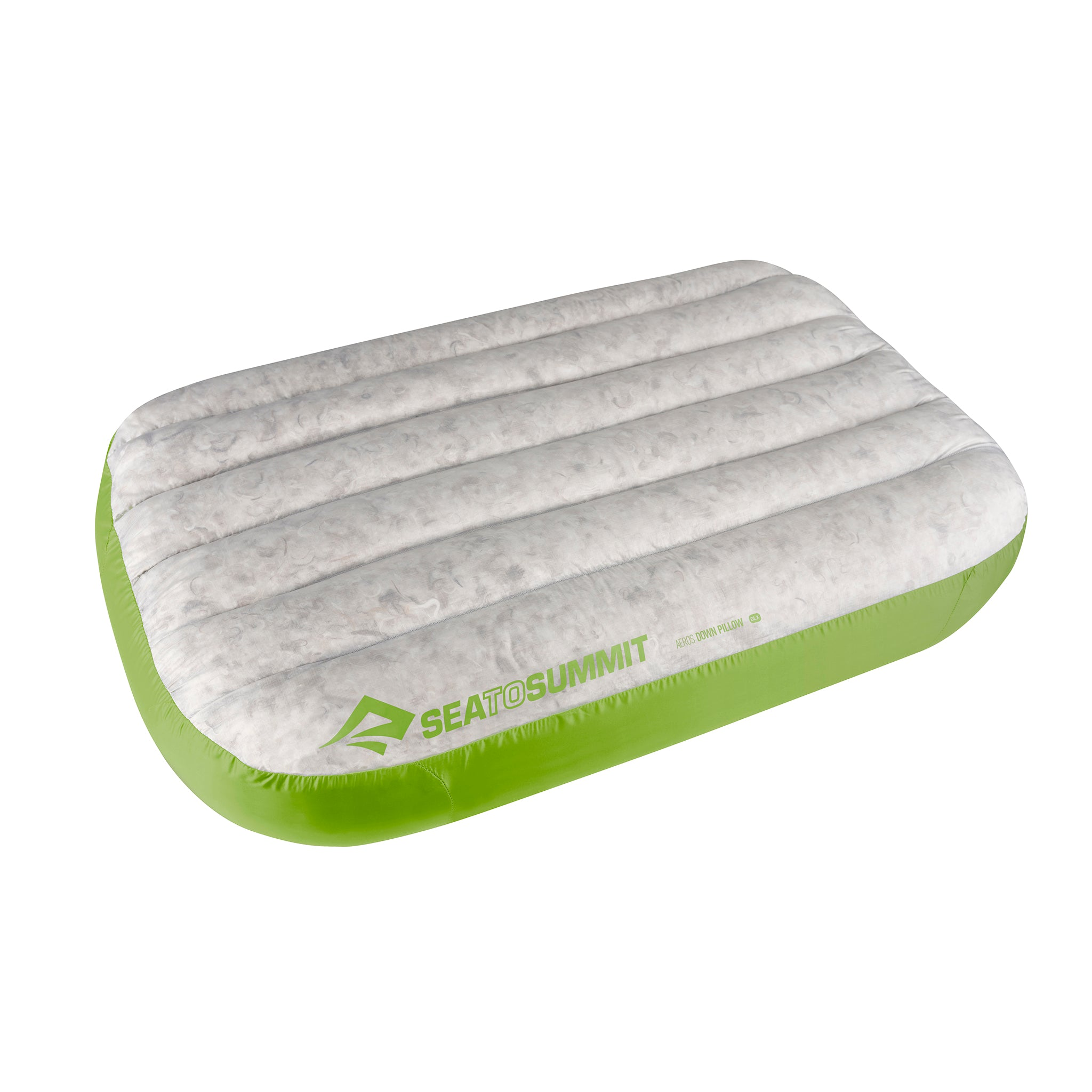 Aeros Down Pillow _ Lime _ Blow Up _ Deluxe