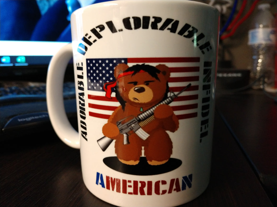 Adorable Deplorable 11oz mug