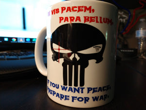 Punisher 11oz mug