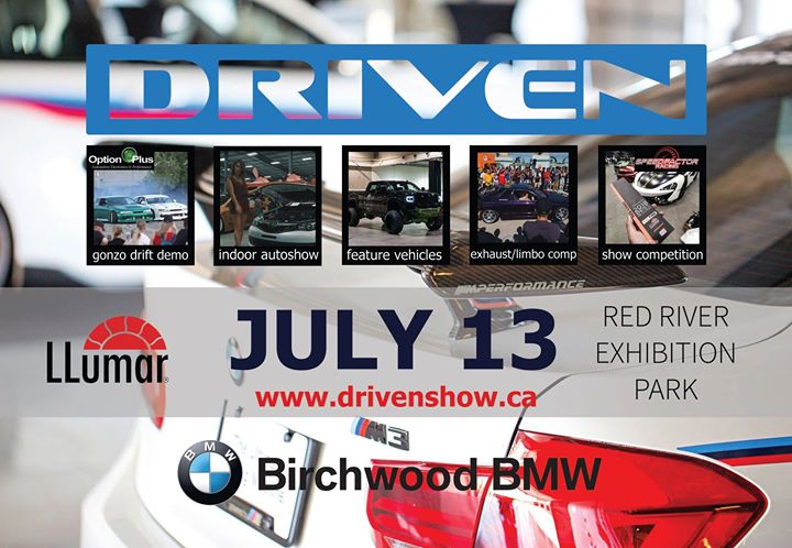 Only five days to go until Driven Winnipeg!
