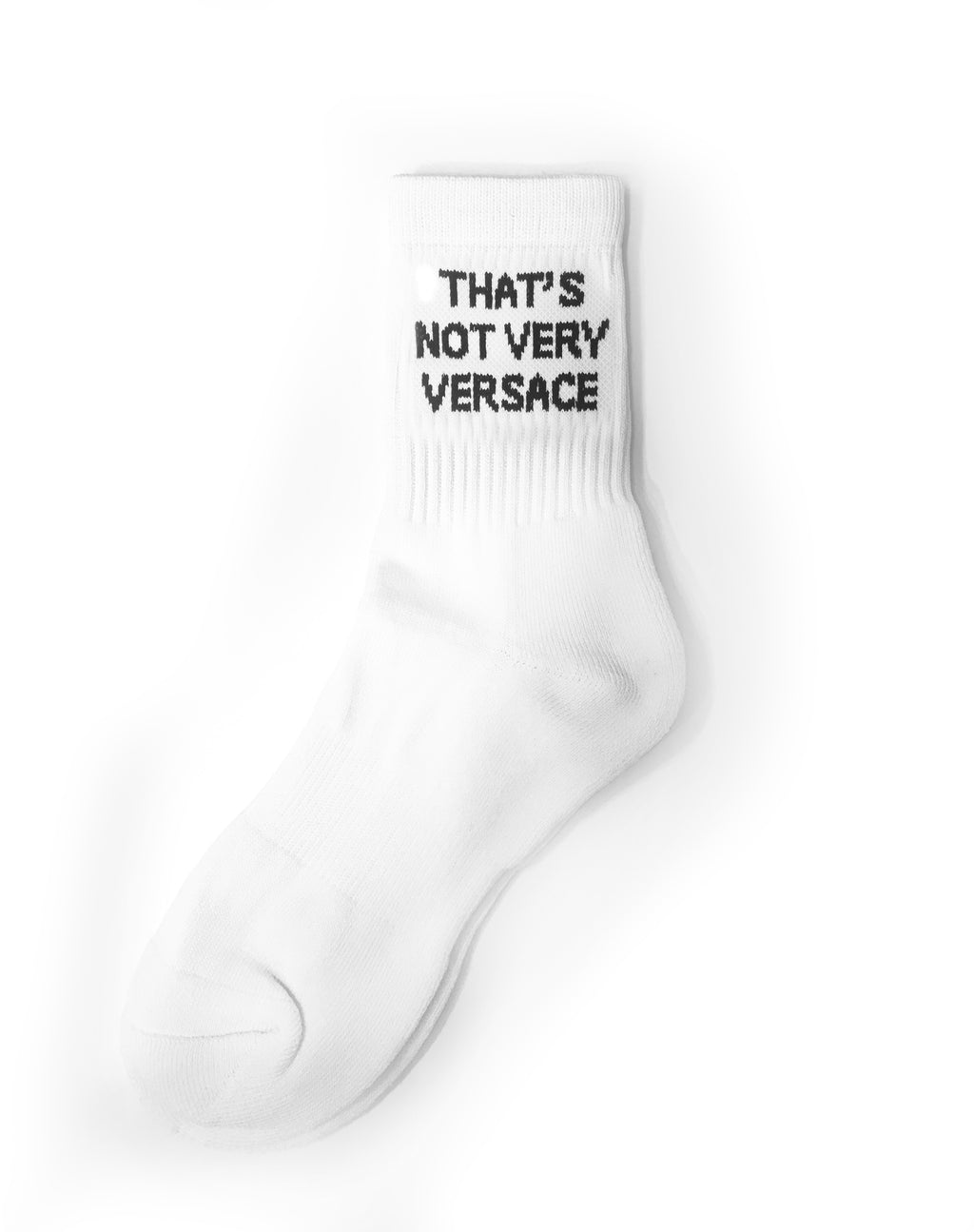 PAUSE 'That's Not Very Versace' Socks