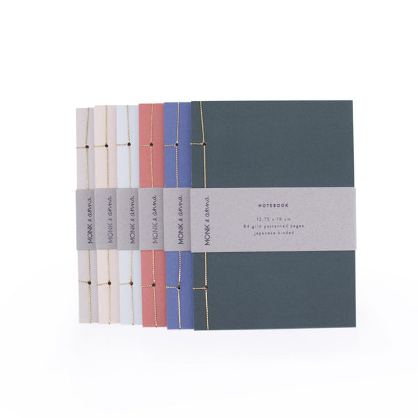 japanese bound notebook