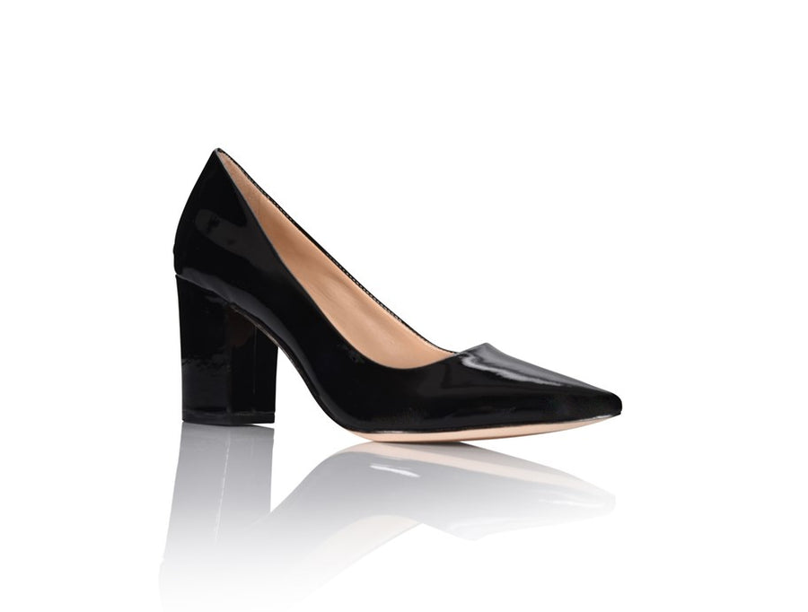 Riley Black Patent