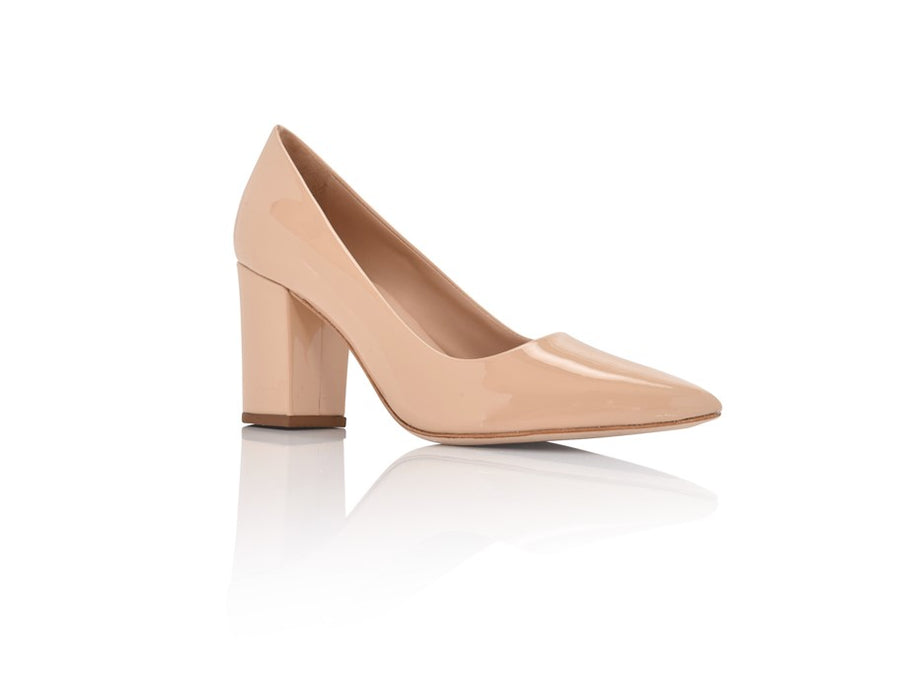 Riley New Nude Patent