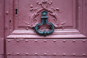 Paris Pink Door - Every Day Paris