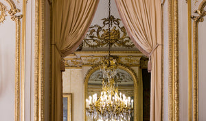 Luxembourg Palace Chandelier - Every Day Paris