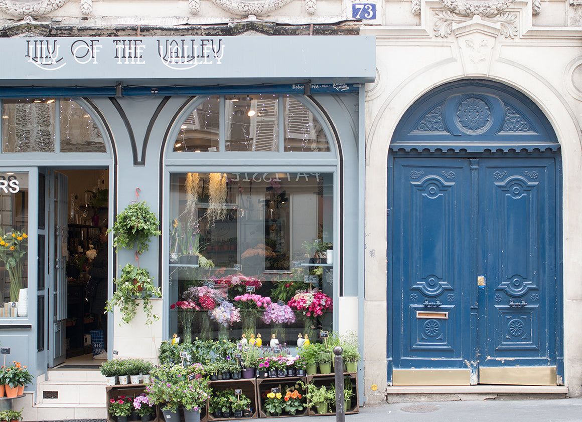 Lily of The Valley Flower Shop - Every Day Paris