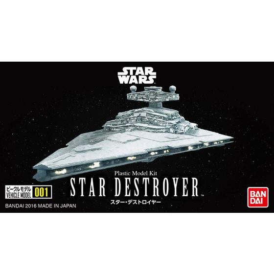 SW - Vehicle Model 001 Star Destroyer