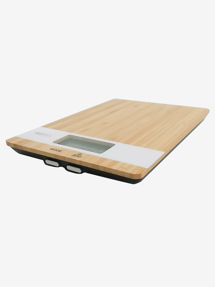 Digital Kitchen Scale in Natural