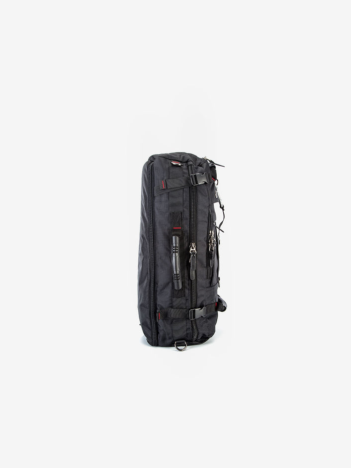 The Resistance Backpack in Black