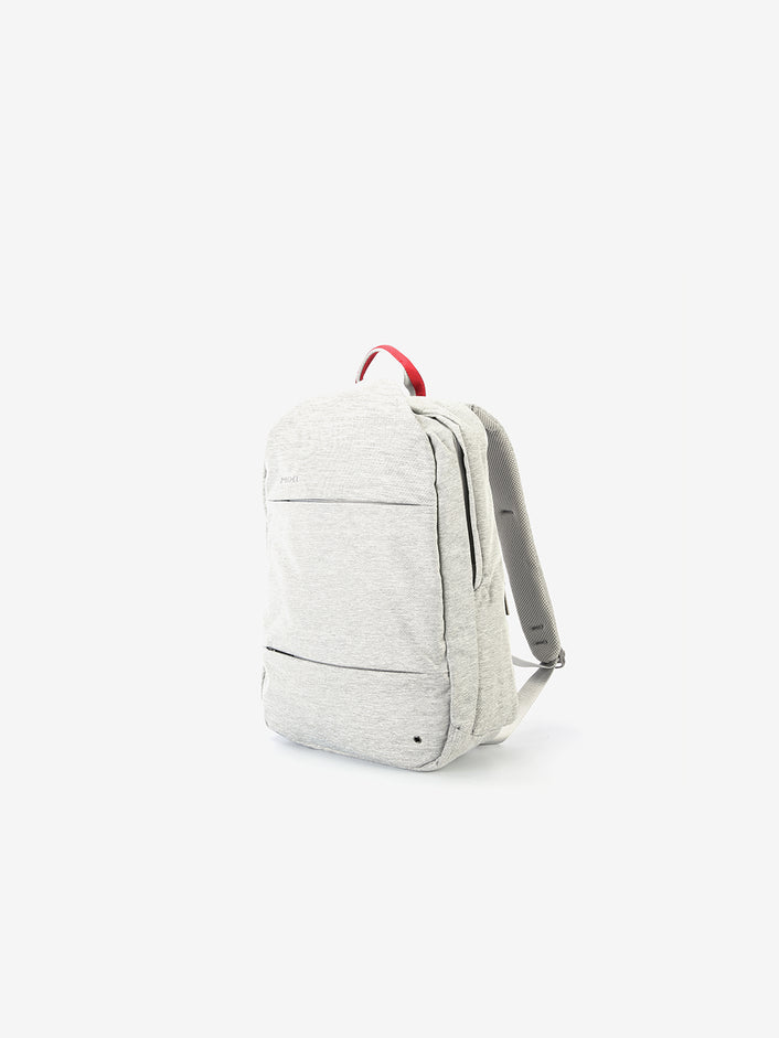 The Anti-Theft Travel Backpack in Oatmeal