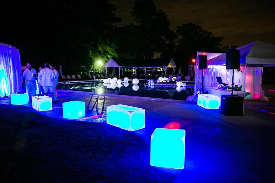 Planning the perfect outdoor event