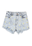 Daisy Dukes Denim Shorts