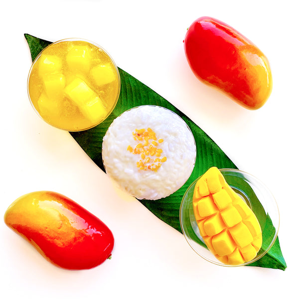 Mango Sticky Rice Slime Kit PRE-SALE