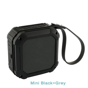 Mini Outdoor Bluetooth Speaker