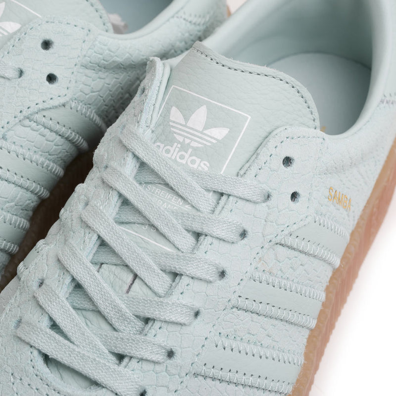 adidas Originals W's Samba Rose | Blue - CROSSOVER