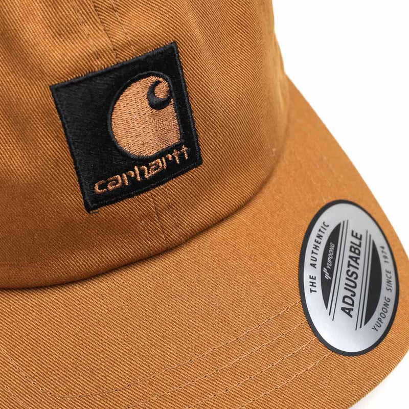 Carhartt WIP Lewiston Cap | Hamilton Brown - CROSSOVER