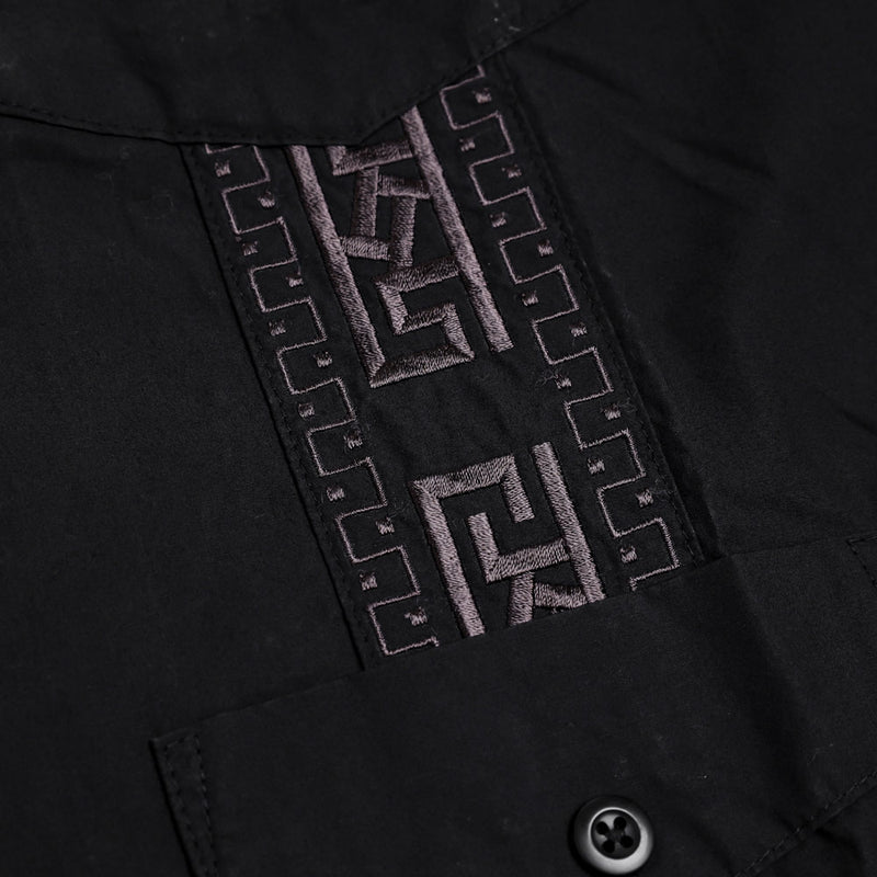 Neighborhood Cuba C-Shirt | Black - CROSSOVER