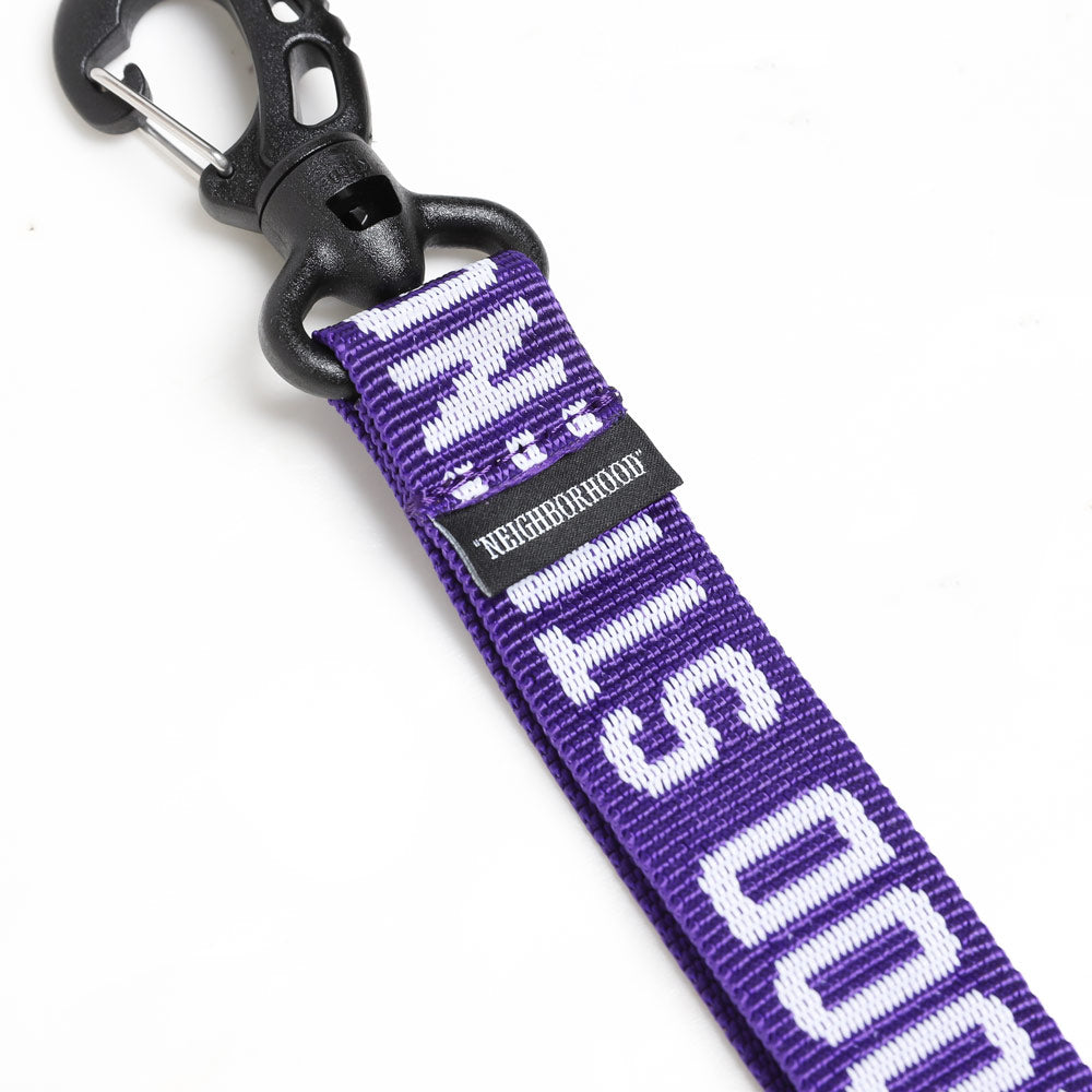 Neighborhood S&L Keyholder | Purple - CROSSOVER