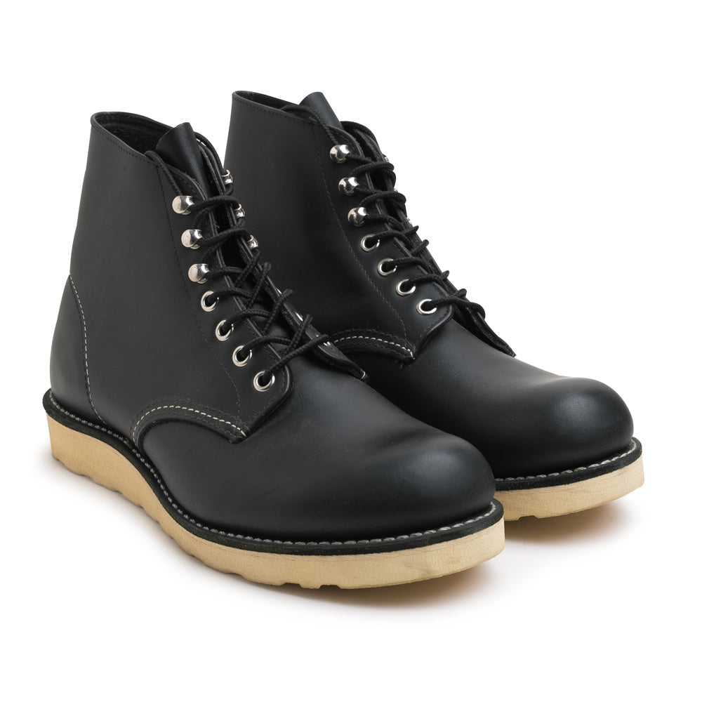 "Red Wing 8165 Classic 6"" Round Toe 