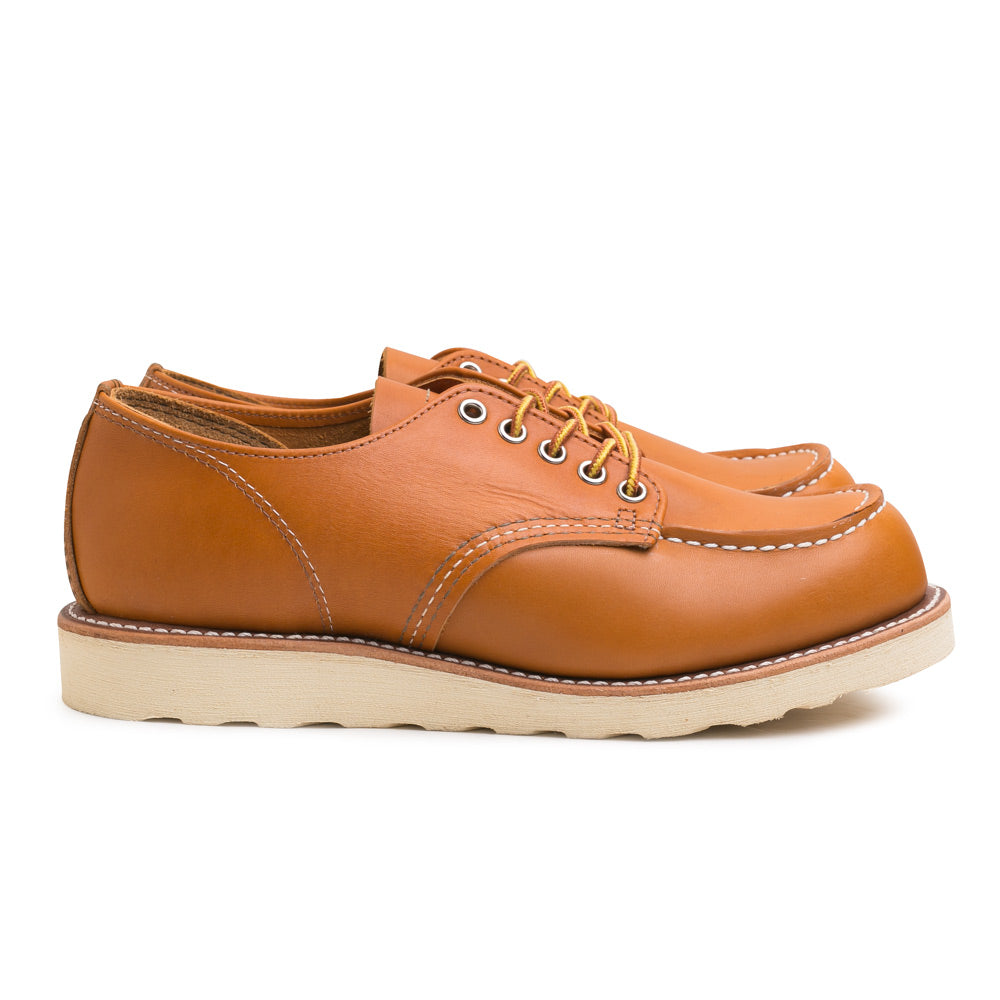 "Red Wing 9895 Irish Setter Oxford | Gold Russet ""Sequoia"" - CROSSOVER"