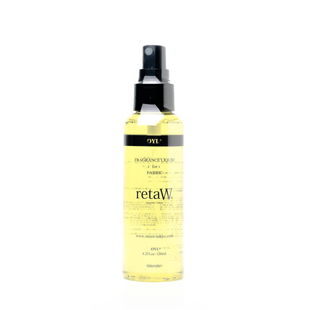 retaW Fragrance Liquid for Fabric | Oyl* - CROSSOVER