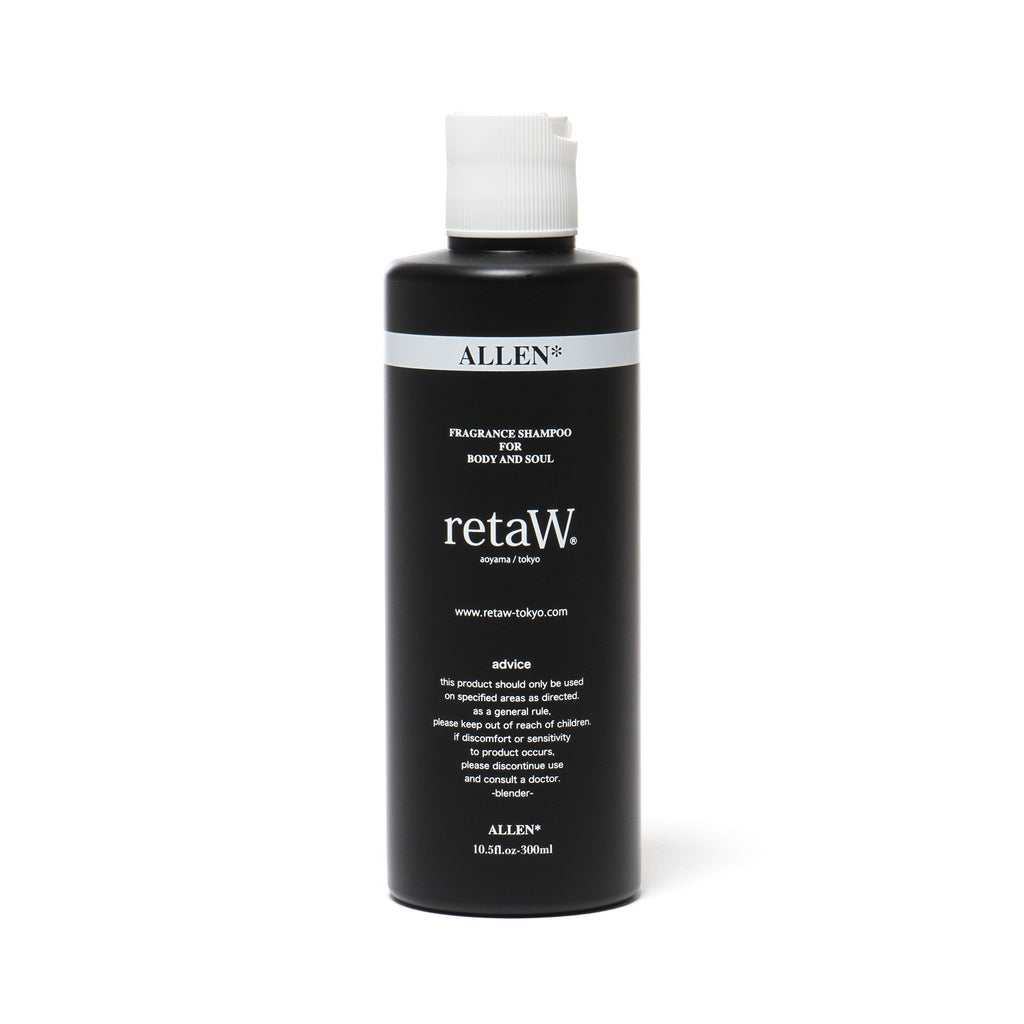 retaW Fragrance Body Shampoo | Allen* - CROSSOVER