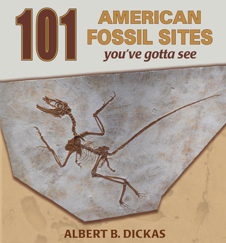 101 American Fossil Sites You've Gotta See
