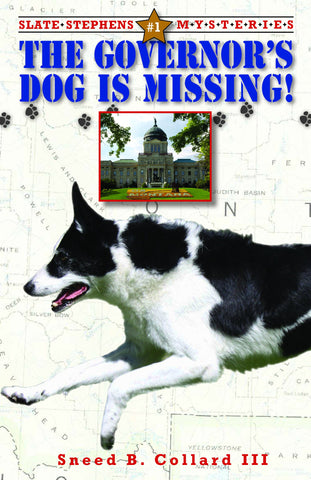 Governor's Dog is Missing