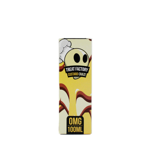 Custard Craze Box Air Factory E-Juice - Cheap Juice