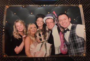 A Great Gatsby Themed Vows Awards Evening