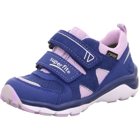 Sport5 Navy/Lilac Gore-Tex Trainers