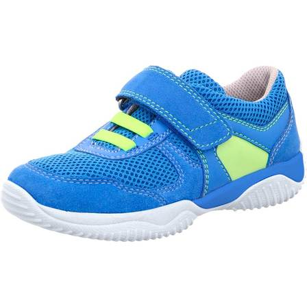 Storm Bright Blue/Lime Trainers