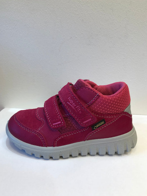 Sports 7 Mini Red/Pink trainers