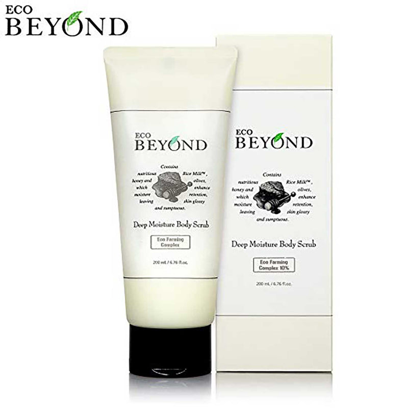 Eco Beyond Deep Moisture Body Scrub