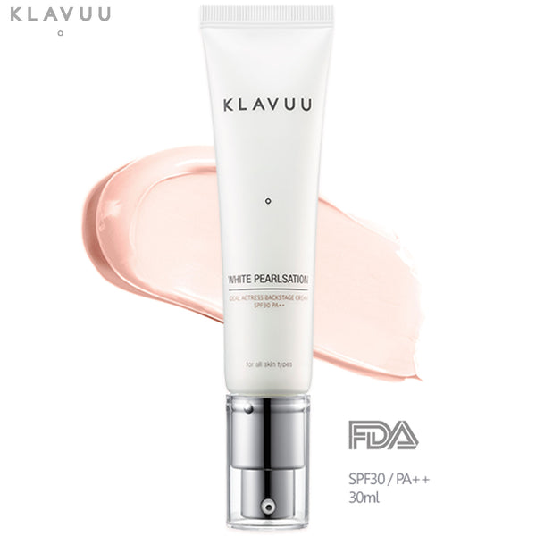 Klavuu White Pearlsation Ideal Actress Backstage Cream