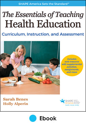 Essentials of Teaching Health Education PDF With Web Resource, The