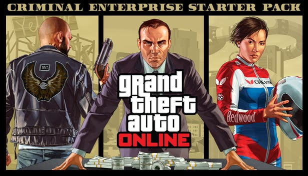 Grand Theft Auto V - Criminal Enterprise Starter Pack - DLC