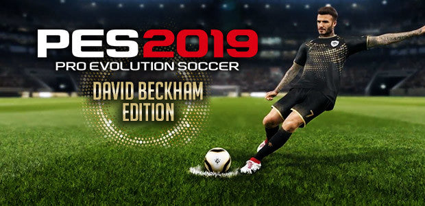 Pro Evolution Soccer 2019 - David Beckham Edition