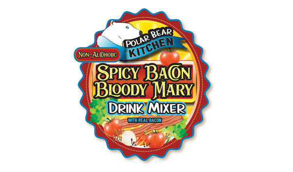 Spicy Bacon Bloody Mary Mixer
