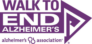 Proudly participates in the Walk to End Alzheimer's