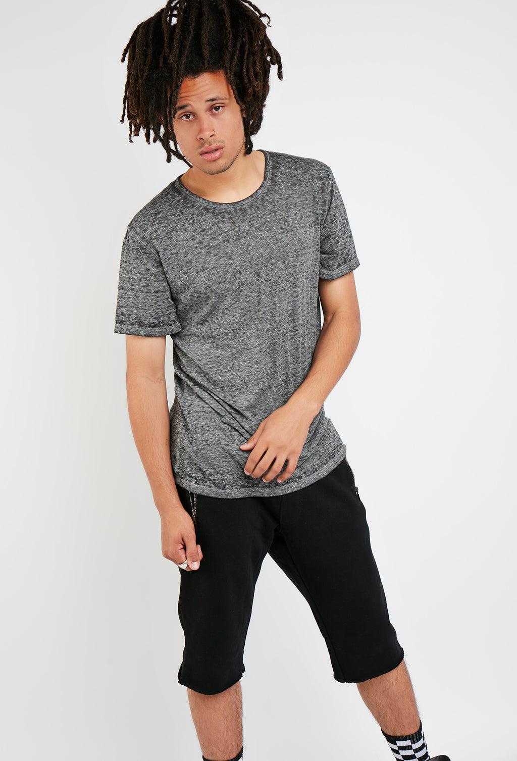 Stevie Standard Burnout Tee