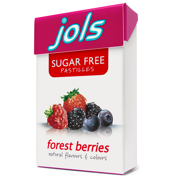JOLS FOREST BERRY 25G X18